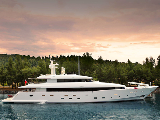 Yacht Avangard Yachts 42 TissoT Yachts Switzerland