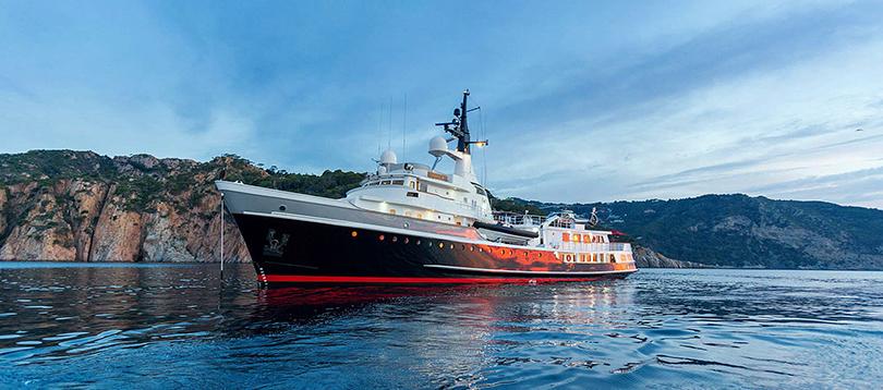 Acheter Superyacht Itasca J.and K. Smits Scheepswerven N.V. TissoT Yachts Switzerland