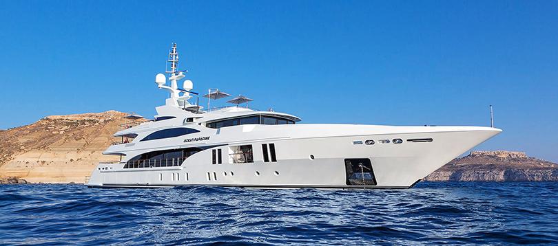 Acheter Superyacht Custom 55 Benetti TissoT Yachts Switzerland