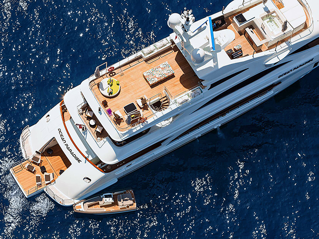 Yacht Benetti Custom 55 TissoT Yachts Switzerland